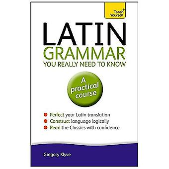 Latin Grammar You Really Need to Know: Teach Yourself (Teach Yourself: Language)