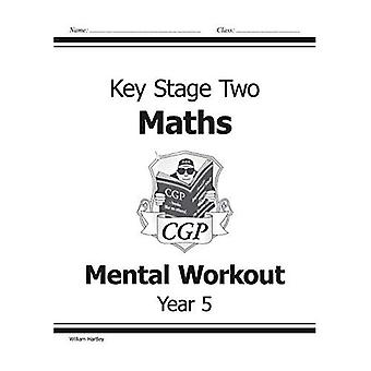KS2 Entraînement Mental Maths: niveaux 3-4 tome 5
