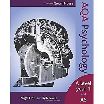 Crown House AQA psykologi: En nivå år 1 och AS