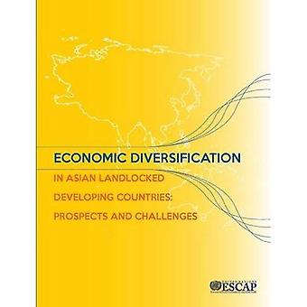 Economic Diversification in Asian LLDCs: Prospects and Challenges