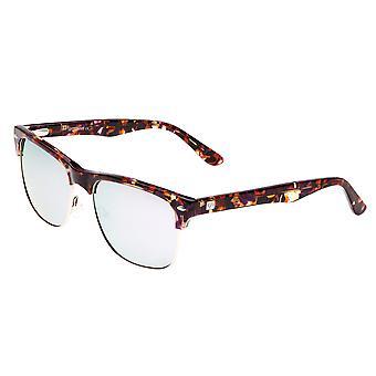 Einundsechzig Waipio polarisierte Sonnenbrille - Braun-rosa Schildkröte/Light Pink