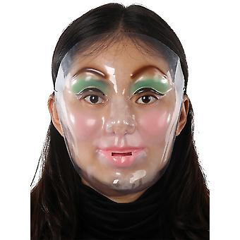 Maschera femminile giovane