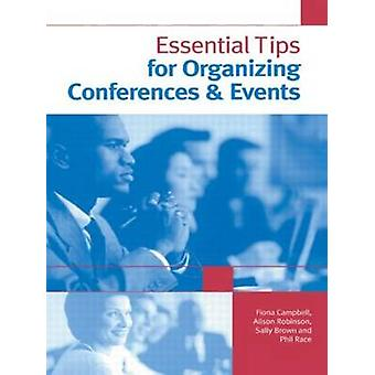 Essential Tips for Organizing Conferences  Events by Campbell & Fiona Louise