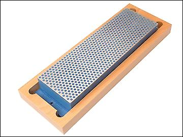 DMT Diamond Whetstone 200mm Wooden Box Blue 325 Grit Coarse