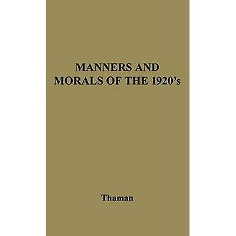 Manners and Morals by Thaman
