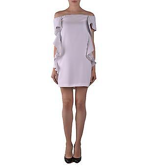 Pinko White Polyester Dress
