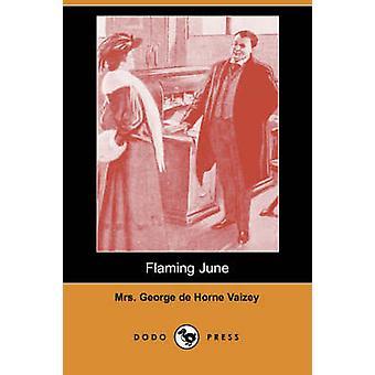 Flaming juin Dodo Press par Vaizey & Mme George De Horne