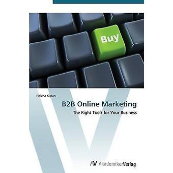 B2B Online marknadsföring av Klipan Helena