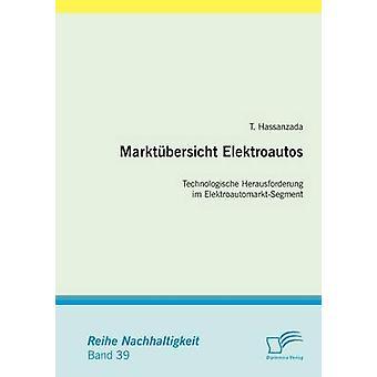 Marktubersicht Elektroautos Technologische Herausforderung Im ElektroautomarktSegment by Hassanzada & T.