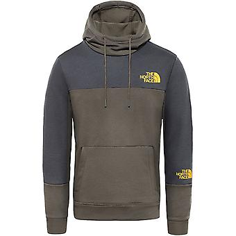 The North Face New Taupe Green Light Hoody