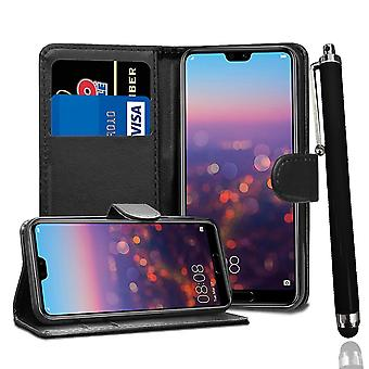 For Huawei P30 Lite - 5D Curve Edge Full Coverage 9H Hardness Tempered Glass (1 Pack) by i-Tronixs