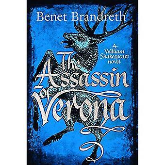 L'assassin de Vérone: un roman de William Shakespeare (William Shakespeare mystères)