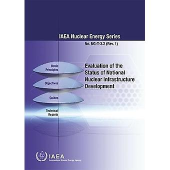 Evaluation of the Status of National Nuclear Infrastructure Developme