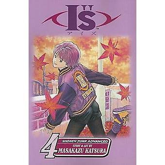 I -s - Volume 4 by Masakazu Katsura - Masakazu Katsura - 9781421500546