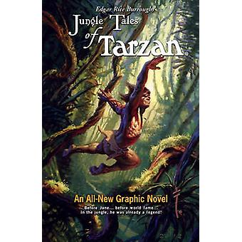 Edgar Rice Burroughs' Jungle Tales of Tarzan by Martin Powell - 97816