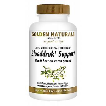 Golden Naturals blood pressure Support 60 caps.