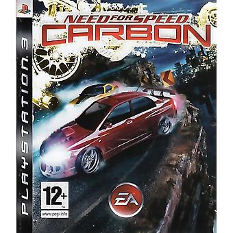 Need for Speed Carbon - Playstation 3