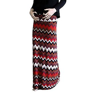 Dbg women's women's print color maxi full length skirts