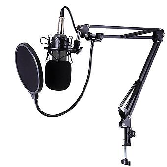 Studio Live Streaming Broadcasting Microphone Youtube