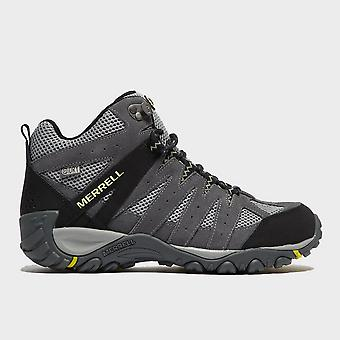 Nouveau Merrell Men-apos;s Accentor 2 Waterproof Walking Boots Grey