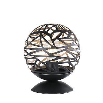 Wofi Rachel - 1 lampe de table légère - 8363.01.46.8250