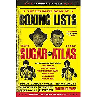Ultimate Book of Boxing Lists, The: 224