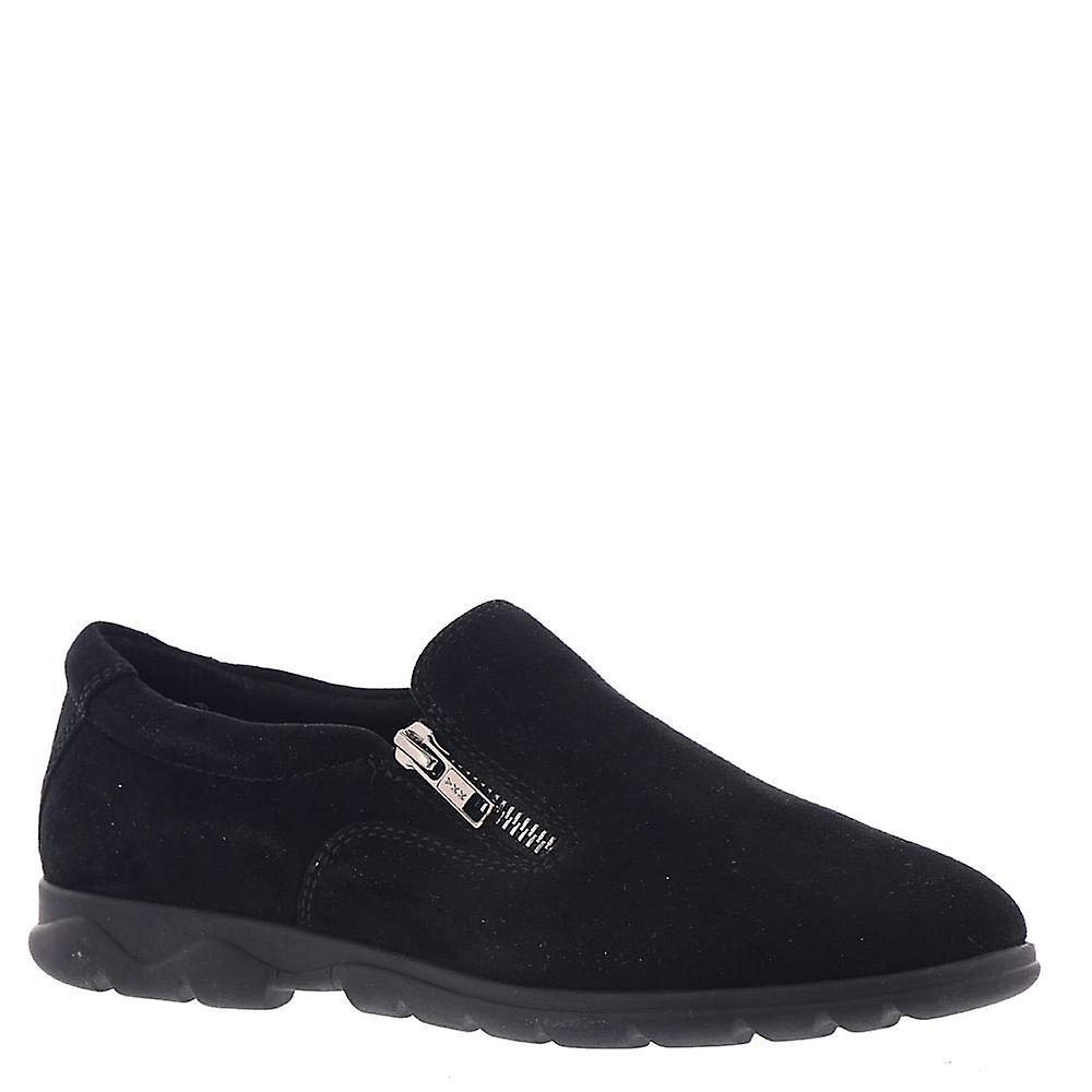 chaussures de marche Vaneli femmes Lenore Leather Low Top Zipper