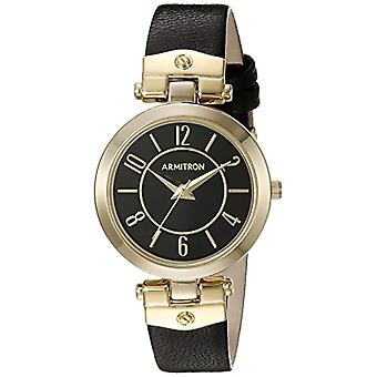 Armitron Clock Donna Ref. 75/5338BKGPBK