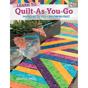 That Patchwork Place-Quilt-As-You-Go TP-84896