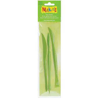 Makin's Clay Tool Set 3 Pkg 35002