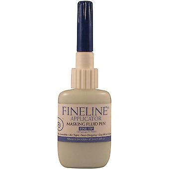 20 Gauge Fineline Convertible Applicator 1.25Oz Refillable Bottle 4449