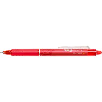 Pilot Frixion Clicker Erasable Fine Point Pen Red Fxc Red