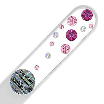 Swarovski glass nail file W-M1-12