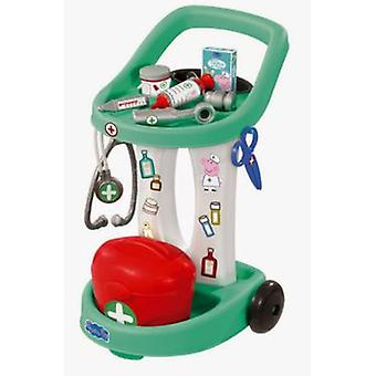 Smoby Peppa Doctor's Trolley (Toys , Home And Professions , Professions)
