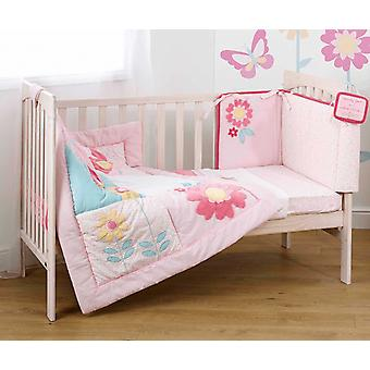 Suncrest Beyond The Meadow 5 Piece Cot Bedding Set