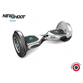 hoverboard spinboard © x cross chrome