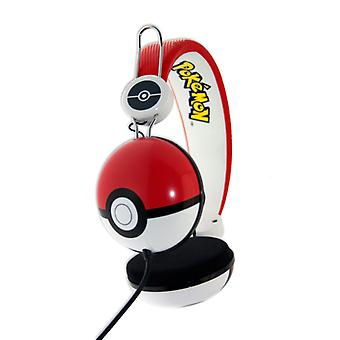 POKEMON Headphone Teen Ball On-Ear
