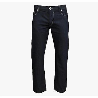 Nilyo botão Teddy Smith masculino voar Regular Fit Denim Jeans