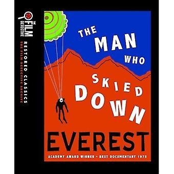 Man Who Skied Down Everest [Blu-ray] USA import