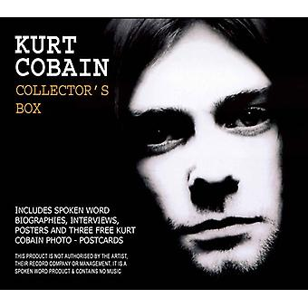 Kurt Cobain - Collector's Box [CD] USA import