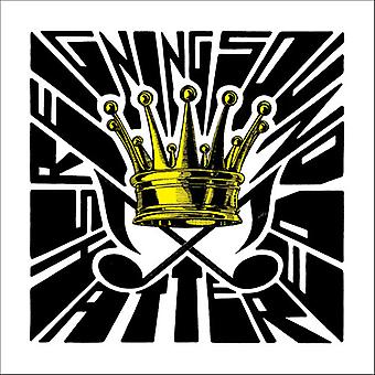Reigning Sound - Shattered [CD] USA import
