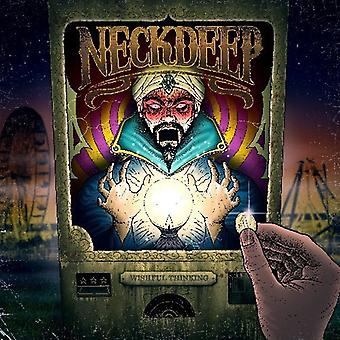 Neck Deep - ønsketænkning [CD] USA import