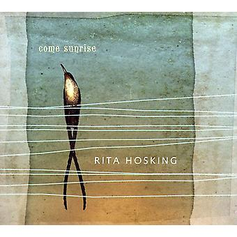 Rita Hosking - kommen Sunrise [CD] USA import