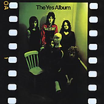 Yes - Yes Album [CD] USA import