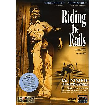 Ridning Rails [DVD] USA importen