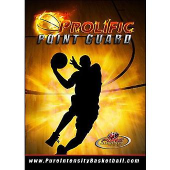 Frodig Point Guard serie [DVD] USA importerer