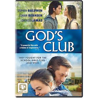 Guds Club [DVD] USA importerer