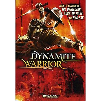 Dynamit kriger [DVD] USA import