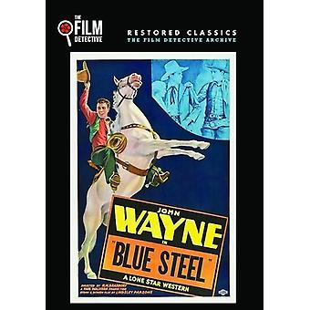 Blue Steel [DVD] USA import
