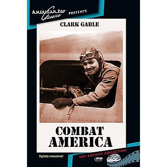 Bekæmpe Amerika [DVD] USA import